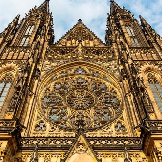 St. Vitus Cathedral in Prague