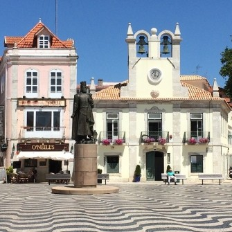 Cascais: the noble area of Lisbon