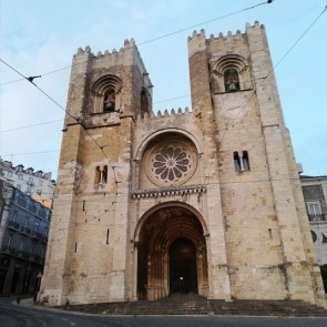 The Cathedral of Lisbon