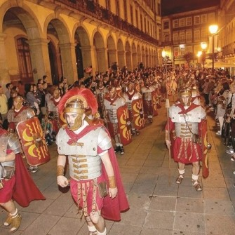 THe festival of Braga Romana