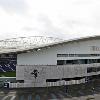 El estadio do Dragão